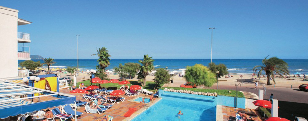 Swimming pool  Anba Romani en Cala Millor